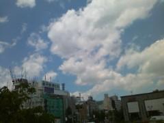 伊藤恵輔 公式ブログ/久々の太陽と。 画像1