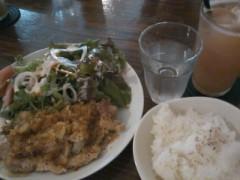 伊藤恵輔 公式ブログ/カフェでランチ。 画像1