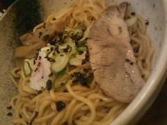 伊藤恵輔 公式ブログ/お昼ご飯は油そば。 画像1