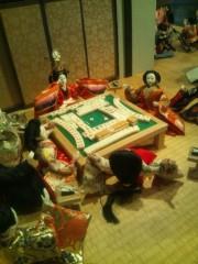 伊藤恵輔 公式ブログ/雛人形を使った斬新な遊び方。(*´ー`*) 画像2