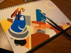 伊藤恵輔 公式ブログ/描きかけスケッチブック。 画像1