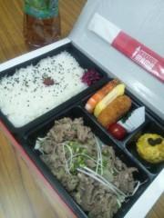 伊藤恵輔 公式ブログ/念願のお肉を食べましたですよ。( ̄▽ ̄= ̄▽ ̄) 画像1