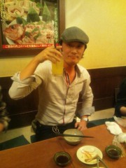 伊藤恵輔 公式ブログ/食事会にてあったこと。ヽ(*´▽)ノ♪ 画像1