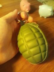 伊藤恵輔 公式ブログ/手榴弾をパイナップルと呼ぶってホント?ヽ( ̄▽ ̄)ノ 画像1