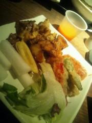 伊藤恵輔 公式ブログ/サラダ食べ放題の日なのですよ。(*´∇`*) 画像1