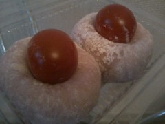 伊藤恵輔 公式ブログ/巷で噂のトマト饅頭。 画像1