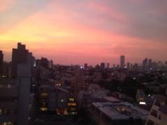 伊藤恵輔 公式ブログ/夕焼け小焼けで。 画像1