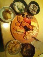 伊藤恵輔 公式ブログ/今日の晩御飯はヘルシー料理ッス。一回目 画像1