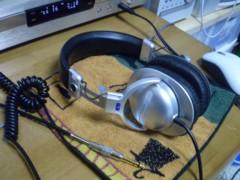 小林洋平 プライベート画像 audio-technica ATH-PRO5