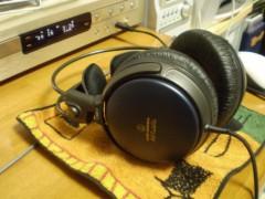 小林洋平 プライベート画像 audio-technica ATH-A900