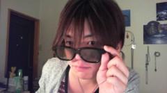 小林洋平 公式ブログ/よーへーのよーい周到な時間 ep2 「3Dメガネって・・・」 画像1