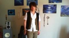 小林洋平 公式ブログ/シャツを着るなんて久しぶり。 画像1