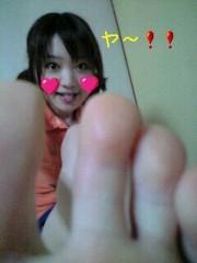 黒崎えりか 公式ブログ/『今日のアンヨ』 画像1