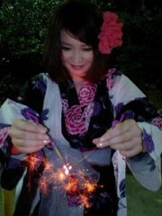 黒崎えりか 公式ブログ/花火 画像3