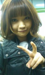 黒崎えりか 公式ブログ/おはよ〜う(^_^)v 画像1