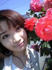 黒崎えりか 公式ブログ/薔薇の季節 画像1