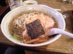 瀬川信二 公式ブログ/昨日の帰りに食べたラーメン 画像1