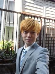枝川吉範 公式ブログ/スーツに金髪は、、、 画像1