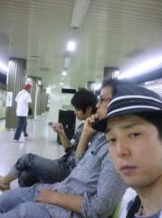 枝川吉範 公式ブログ/収録後の3人 画像1