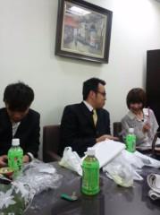 枝川吉範 公式ブログ/本番前、控え室 画像2