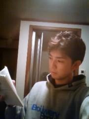 枝川吉範 公式ブログ/目が痛い(T_T) 画像1