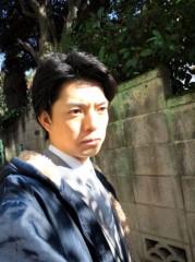 枝川吉範 公式ブログ/撮影中 画像1