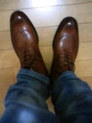 枝川吉範 公式ブログ/靴 画像1