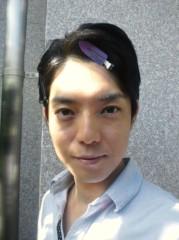 枝川吉範 公式ブログ/今、TP 画像1