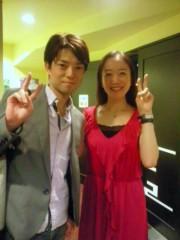 枝川吉範 公式ブログ/主演女優とツーショット 画像1