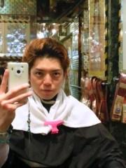 枝川吉範 公式ブログ/金髪(^_^) 画像2