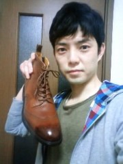 枝川吉範 公式ブログ/靴 画像2