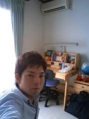 枝川吉範 公式ブログ/撮影のセット作りになぜか! 画像1