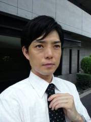 枝川吉範 公式ブログ/ビシッと(^○^) 画像1