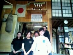 枝川吉範 公式ブログ/殺陣稽古 画像2