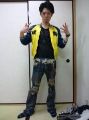 枝川吉範 公式ブログ/衣装合わせ 画像1
