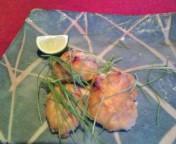 松川修也 公式ブログ/鮭の白子料理 画像1