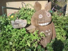 松川修也 公式ブログ/トトロの家のお出迎え 画像1