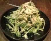 松川修也 公式ブログ/水菜のシーザーサラダ 画像1