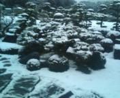 松川修也 公式ブログ/雪の日 画像1