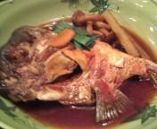 松川修也 公式ブログ/鯛のアラ焚き 画像1