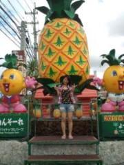 越田みゆ 公式ブログ/パイナップル・フルーツ。 画像1