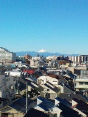 越田みゆ 公式ブログ/富士山 画像1