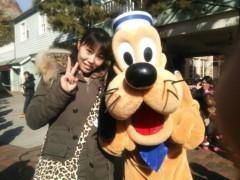 越田みゆ 公式ブログ/ディズニー。 画像2