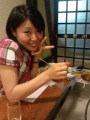 越田みゆ 公式ブログ/いろり焼。 画像3
