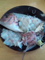 越田みゆ 公式ブログ/釣り。 画像1