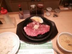 越田みゆ 公式ブログ/肉 画像1