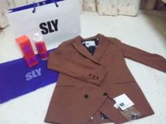 ayapan 公式ブログ/お買い物day<3 画像1