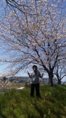 浅居円 公式ブログ/お花見♪ 画像1
