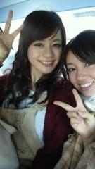 浅居円 公式ブログ/移動中 画像1