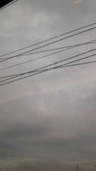 浅居円 公式ブログ/空暗いなぁ 画像1
